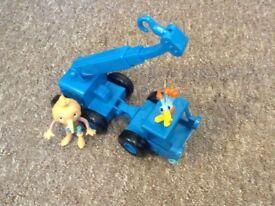 Bob builder toys