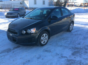 2014 Chevy Sonic Lt ,Auto,Free  powertrainWarranty$6000.00
