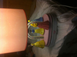 Disney Princess table lamp for sale