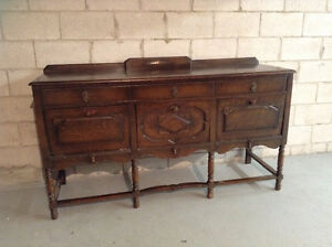 Customize this Antique Sideboard!