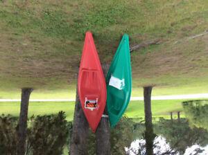 Kayaks pour enfants (jusqu'à 170 livres)