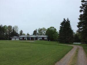 COUNTRY LIVING  On 6 Acres