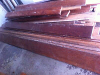Antique Baseboard and Trim from 120yr Home