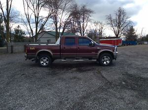2007 Ford F-350 Pickup Truck/King Ranch