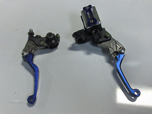 Clutch and Brake Lever Assemblies