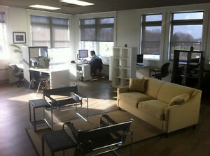 STRATFORD Shared Offices in vibe-y light-filled co-working space Stratford Kitchener Area image 5