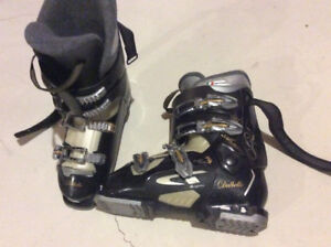 Women's downhill ski boots (Diabello)