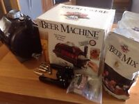 The Beer Machine All-In-One Home Brew Kit