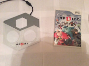 Disney Infinity game with character pad