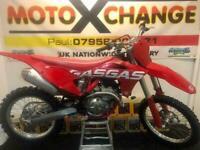 2021 GAS GAS MC 450F...0.1 HOURS..STUNNING BIKE...£7495...MOTO X CHANGE