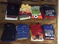 Size 5 boys clothes lot