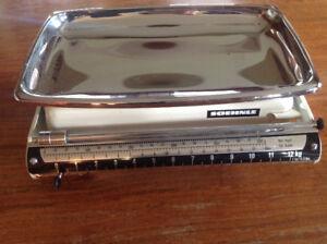 Vintage SOEHNLE Scale