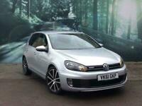 2011 Volkswagen Golf 2.0 GTD TDI 5d 170 BHP Hatchback Diesel Manual
