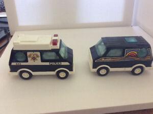 Vintage Buddy L Vans