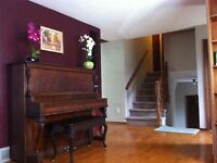 2 nice furnished rooms close to U of R for Rent