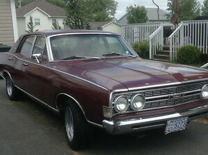 Mint 1968 Ford Torino with Original Bill of Sale Documents