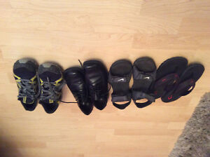Boys shoes!  All great condition!  Size 3