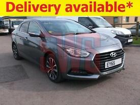 2015 Hyundai i40 SE Nav Auto CRDi Bluedriv 1.7 DAMAGED REPAIRABLE SALVAGE