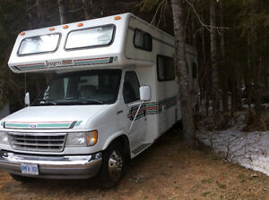 NEW REDUCED PRICE ~ MOTOR HOME FOR SALE