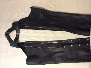 Screamin' Eagle Ladies Leather Chaps