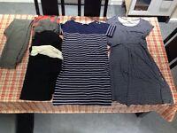 Maternity clothes bundle size S
