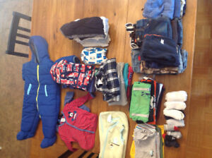 Baby Boy Clothes (6-12 months)