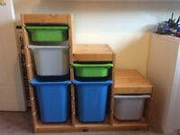 Kids toy storage units