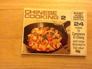 """""""CHINESE COOKING 2"""" COOKBOOK"""