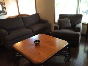 High quality Thomasville - custom made sofa and chairs