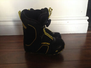 Kids Snowboarding Boots - Ride Norris - Size US 11.0K Cornwall Ontario image 1