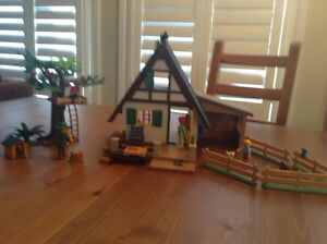 Playmobil Forest Lodge (#4207)