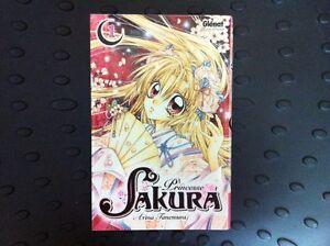 MANGA: Princesse Sakura, Volume 1 (Arina Tanemura)
