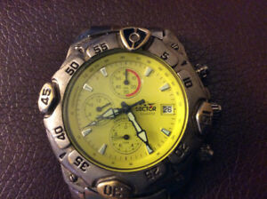 Sector.chronograph.menswatch.florecent.hands.andnumbers
