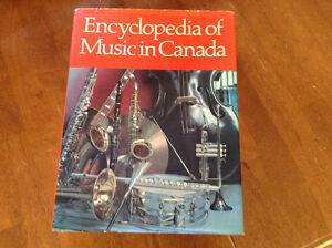 Encyclopedia of Music in Canada by Kallmann Potvin  Winters