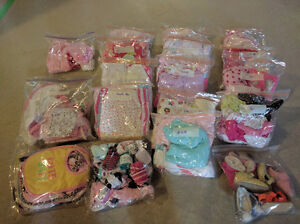 Girls - 0 to 9 Month Clothing Package Cambridge Kitchener Area image 1