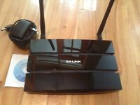 Tp-link n600 dual band wireless router
