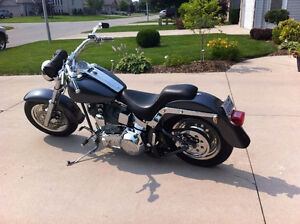 2006 Harley Davidson Ultima Fatboy (will trade for camper)