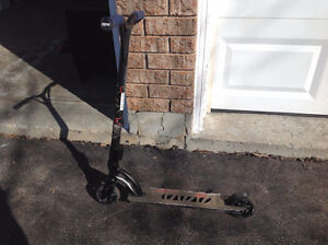 She Devil MGP trick scooter.