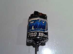 RC Team Brood 1/10th Pro 19 turn brushed motor for sale