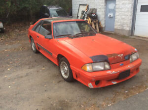 1983 Ford Mustang Coupe (2 door)