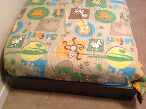 Twin comforter and sheet sets (boy)