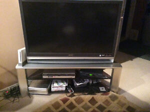 Sony  46 inch TV with stand