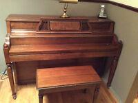 Piano de marque Lowrey **cause déménagement**