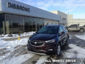 2018 Buick Encore Essence  AWD, Nav, Heated Seats