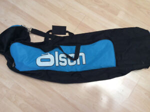 Olsen curling broom bag