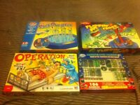 Various games