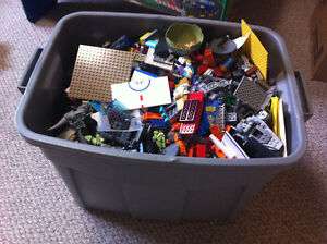 Lego clearout