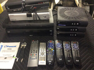Bell Sat receivers