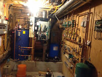 Plumbing Heating gas contractor at your service