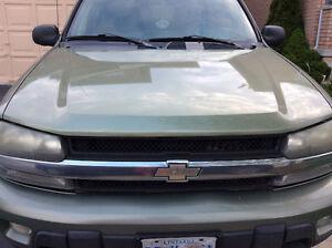 2003 Chevrolet Trailblazer Lt SUV, Crossover